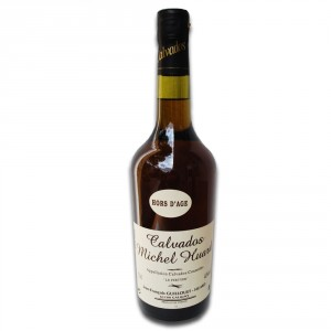 calvados Hors d'age huard pomme d'Or normandie cider import