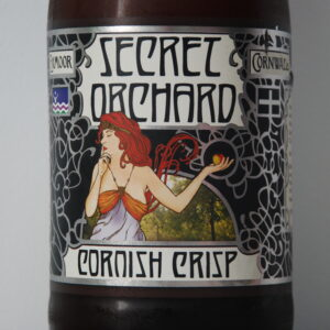 cornish crisp secret orchard cider