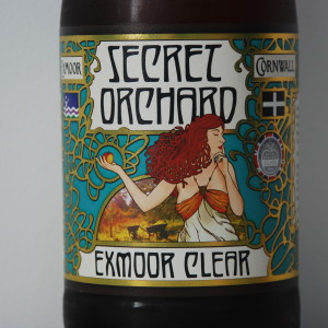 Exmoor Clear Secret Orchard Cider