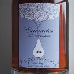 Calvados 1996 Jérôme Forget