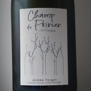 Poiré Champ du Poirier Jérôme Forget