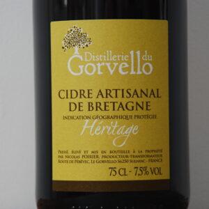 cidre heritage gorvello