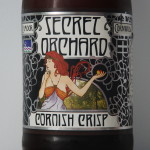cornish crisp secret orchard cider