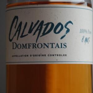 Calvados 8 ans 100% poire – Pacory