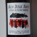 Cider Mon Doux Amer - Des Bouteilles à l'Amère